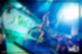 GIULIA GRECO ACROBATA AEREA POLE DANCER GINNASTA COMPAGNIA STARDUST PALO ACROBATICO SPETTACOLI ACROBATICI DANZA AEREA SOSPESA