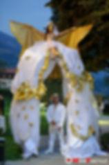 Accoglienza sontuosa e maestosa per porgere saluti regali ai vostri ospiti,porta,gonna,gigante,veli