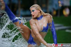 WATER BOWL SHOW - ACROBATIC