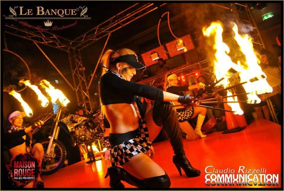 FIRE SHOW