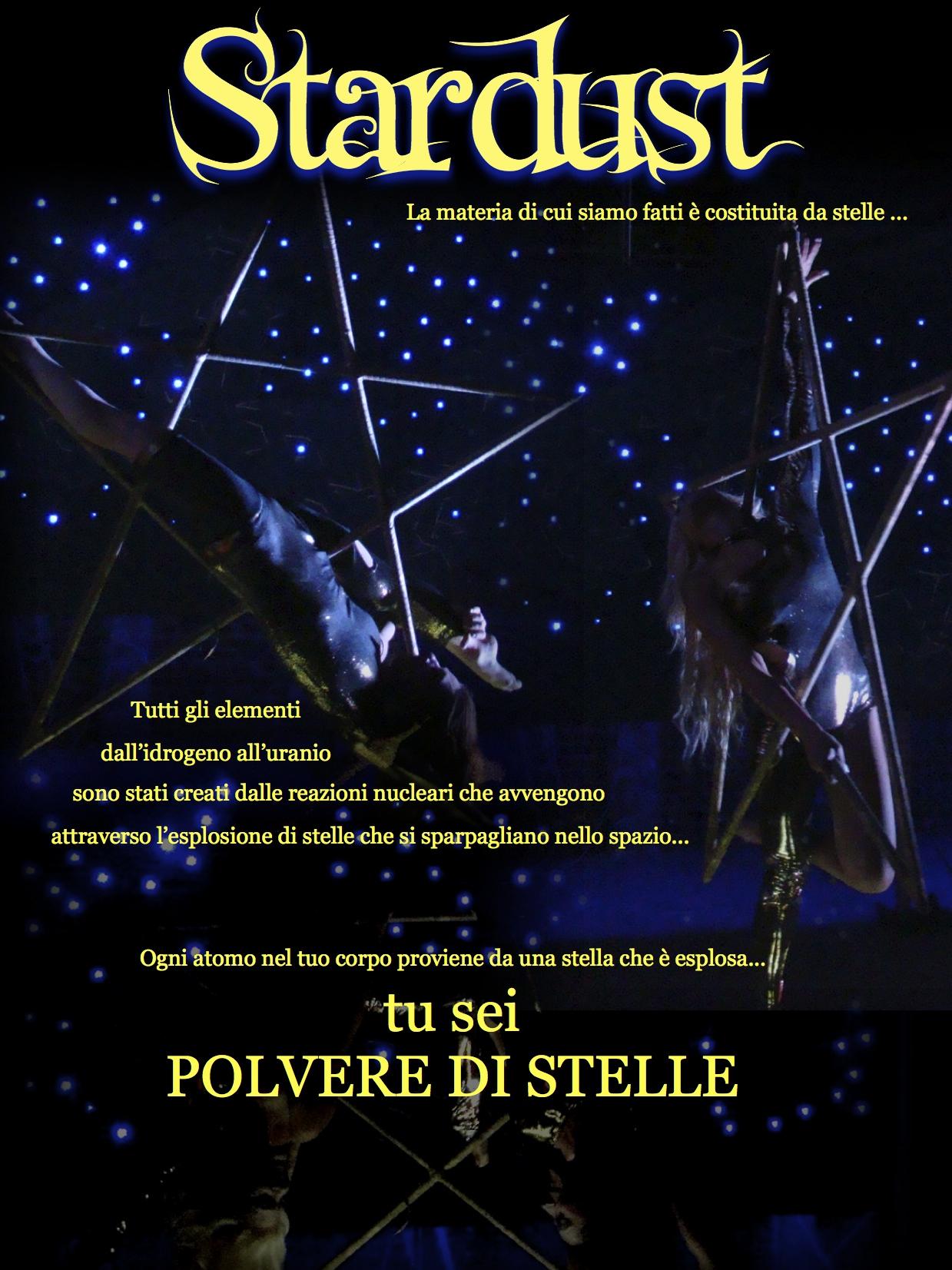 ACROBATI AEREI STARDUST aerial star