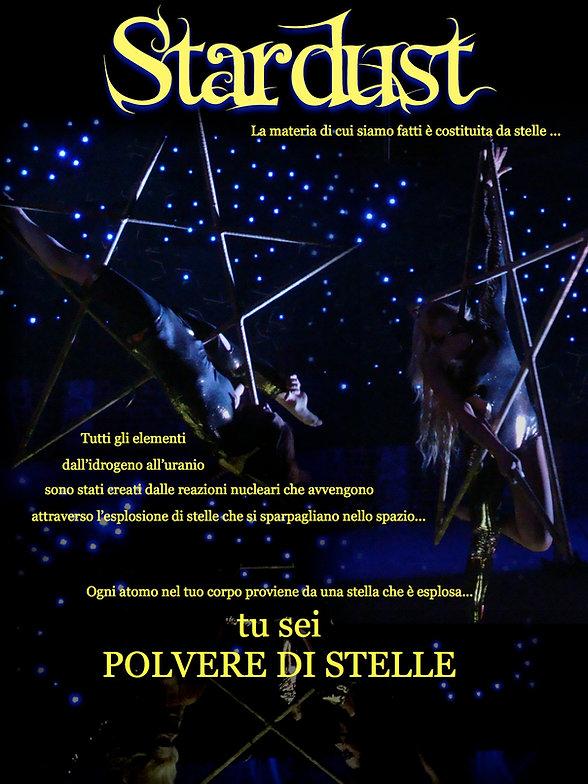 polvere di stelle acrobati aerei stardust circo