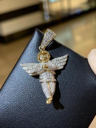 Micro Angel Pendant