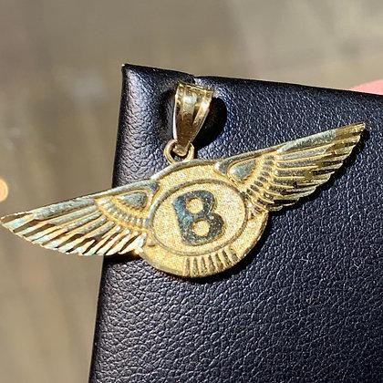 Bentley Wings Pendant