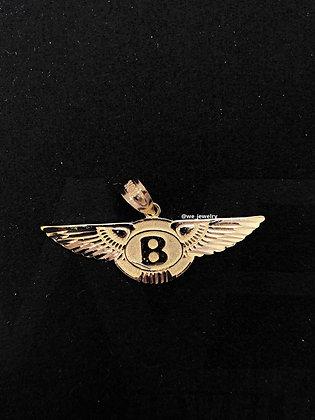 10K Bentley Pendant