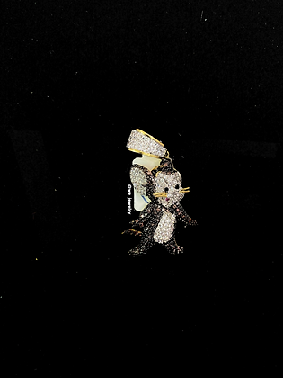 Jerry Mouse Pendant