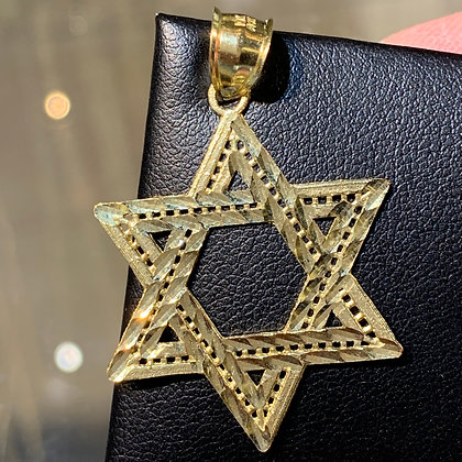 Six Pointed Star Pendant
