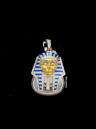 925 Sterling Silver Pharaoh Pendant