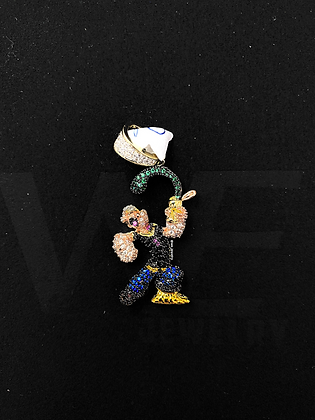 Popeye Pendant