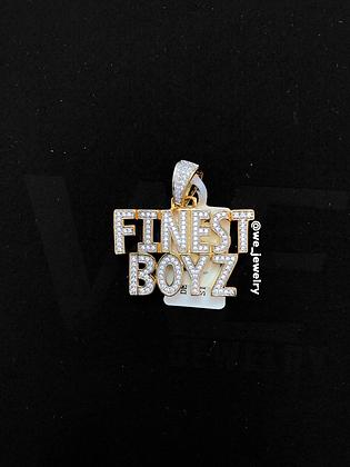 Finest Boyz Pendant