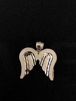 10K Wings Pendant