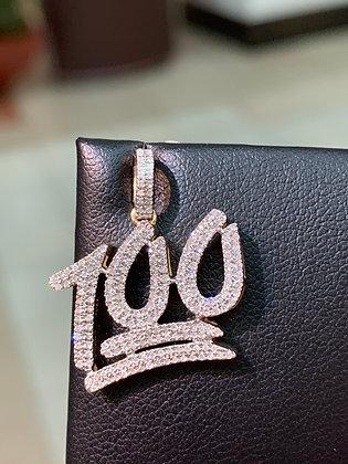 """100""Pendant"