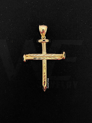 10K Nails Cross