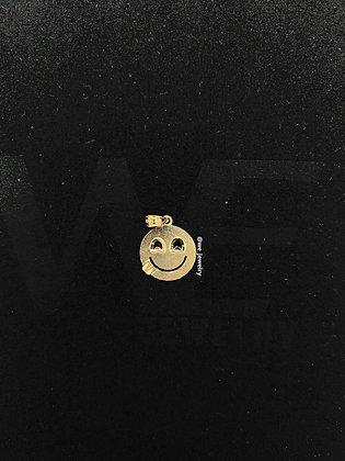 10K Yummy Emoji Pendant
