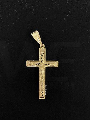 10K Pattern Crucifix