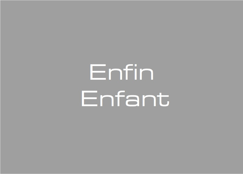 Enfin Enfant - Fashion Mall