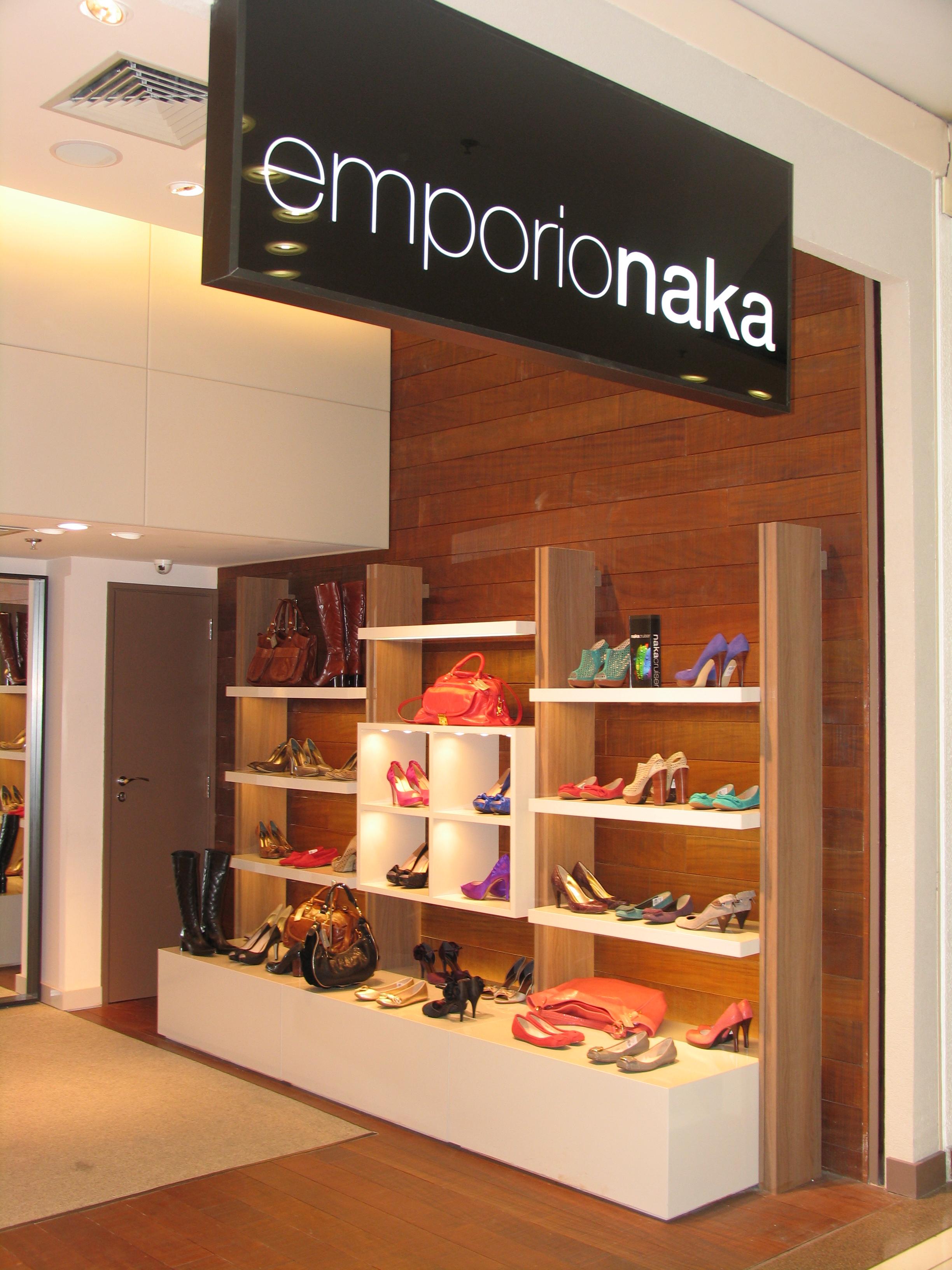 Empório Naka - Botafogo Praia Shopping