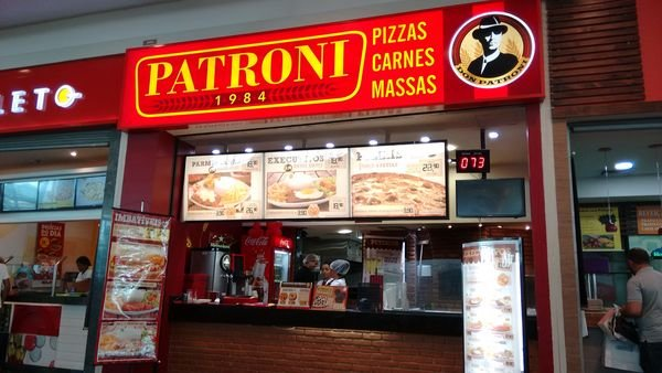 Patroni Pizza - Shopping Jardim Guadalupe