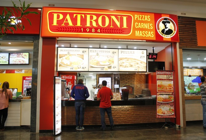 Patroni Pizza - Park Shopping Campo Grande
