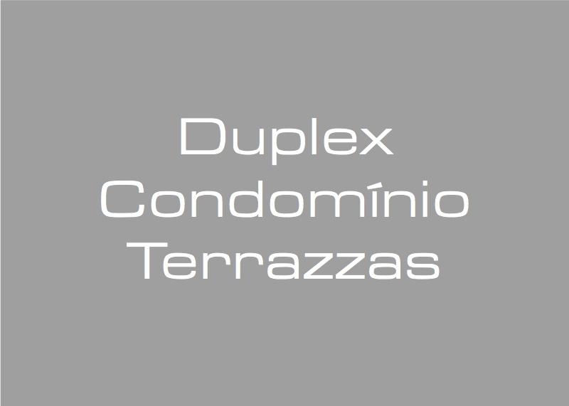 Duplex Condomínio Terrazzas