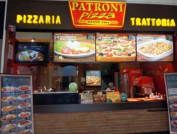 Patroni Pizza - Shopping Downtown