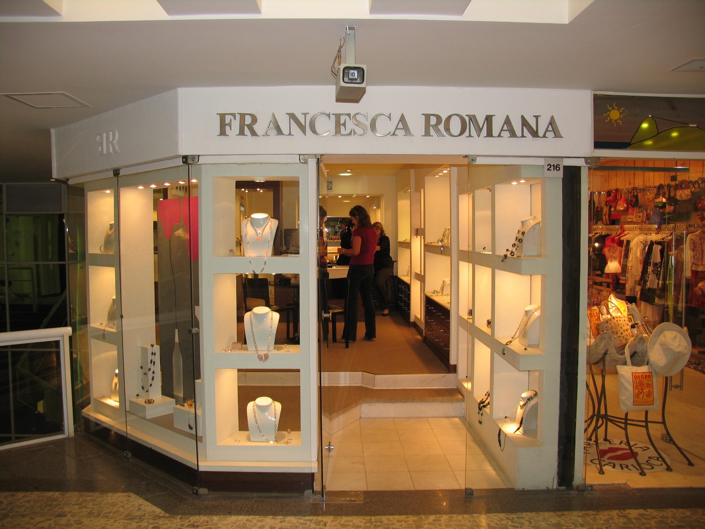 Francesca Romana - Forum de Ipanema