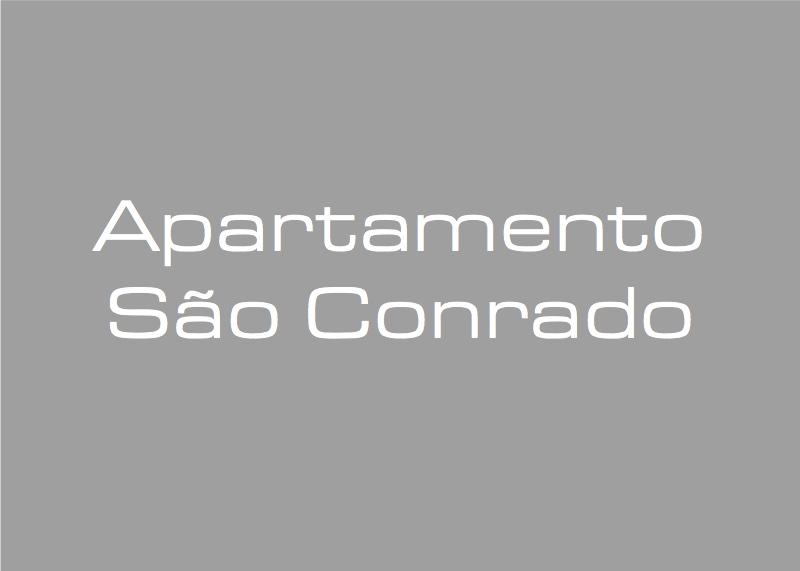 Apartamento São Conrado