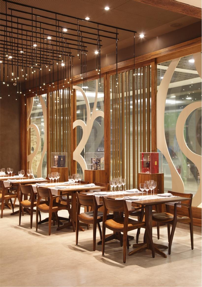 Restaurante Depósito Gourmet - Rio Design Barra