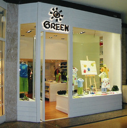 Green - Barrashopping