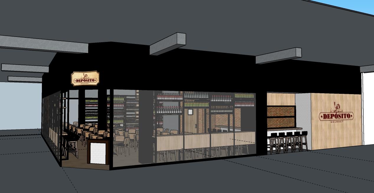 Restaurante Depósito Gourmet - Shopping Casa & Gourmet