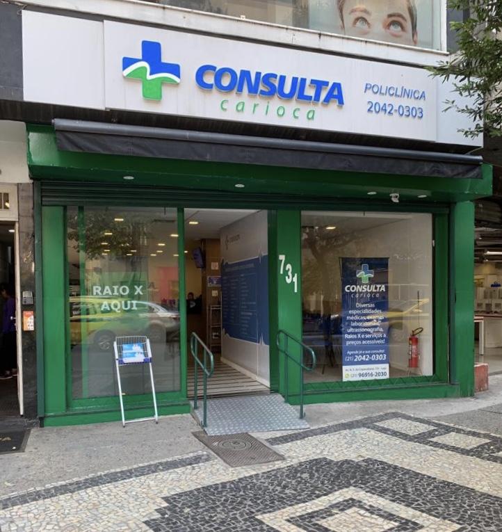 Consulta Carioca - Copacabana