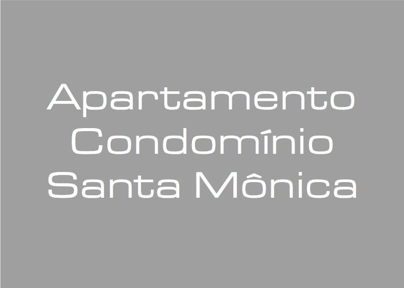 Apartamento Condomínio Santa Monica