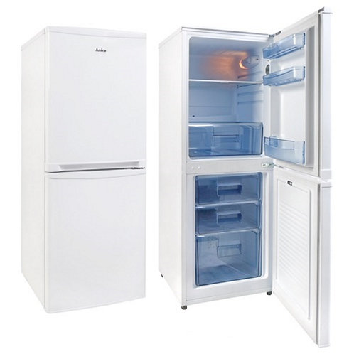 Amica FK196.4 Freestanding Conventional Fridge Freezer 50cm