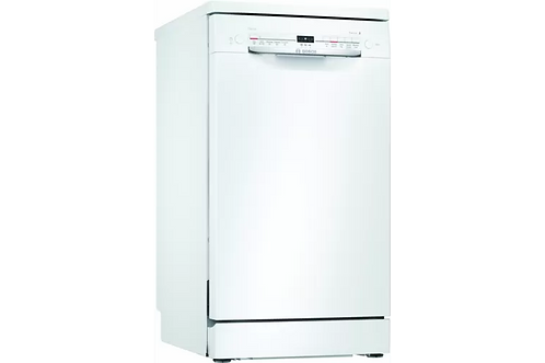 Bosch SPS2IKW04G 45cm Slim Line Free Standing Dishwasher