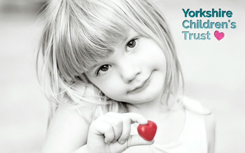 Supporting Yorkshire Children's Trust in 2018 - A local charity, helping local children