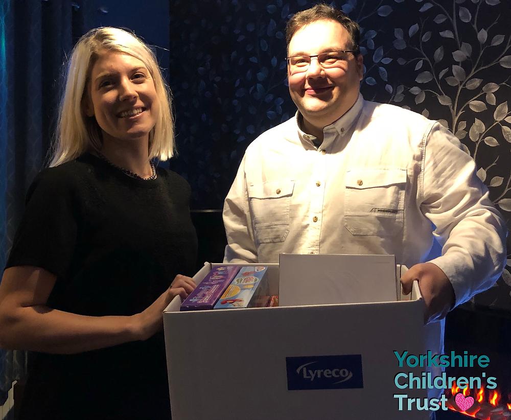 TDP Development supporting Yorkshire Children's Trust