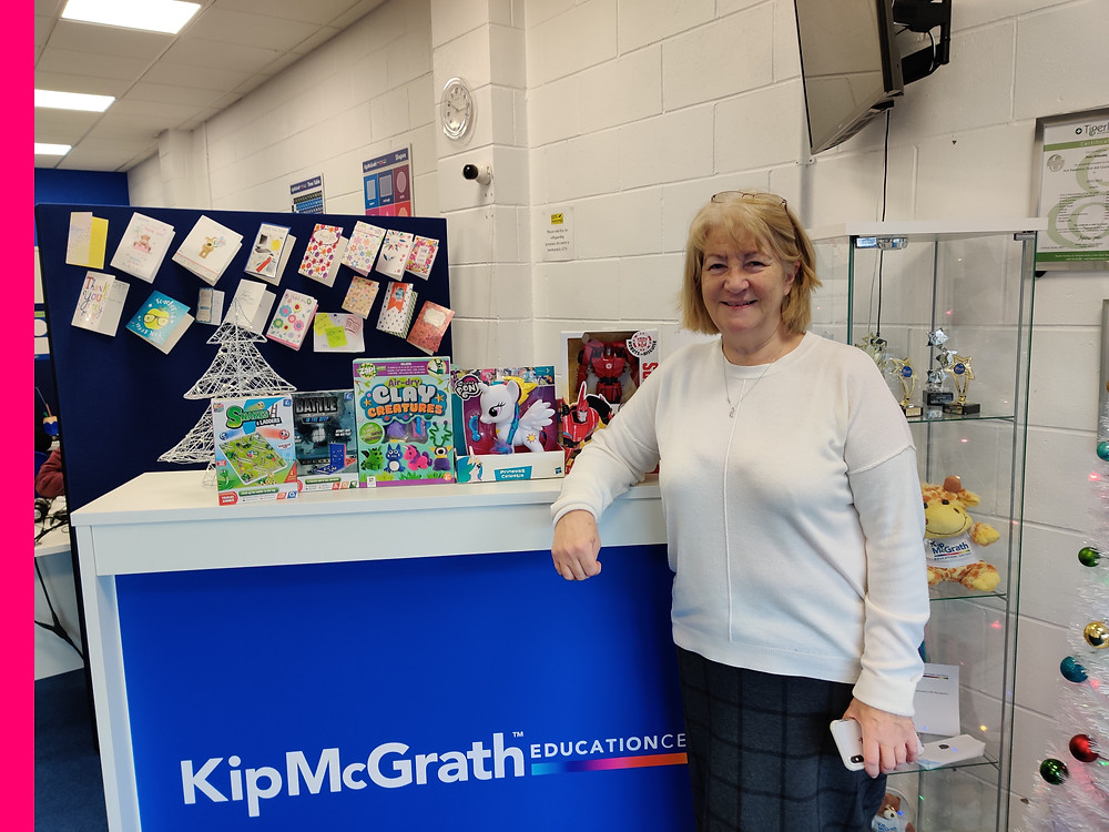 KipMcGrath Bradford support the YCT Charity Present Appeal
