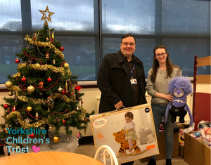 Sulzer Pumps in Leeds are supporting Yorkshire Children's Trust this Christmas