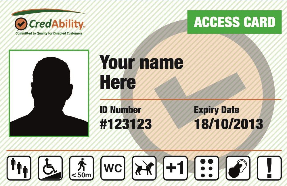 Access Card from Yorkshire Children's Trust in association with Nimbus