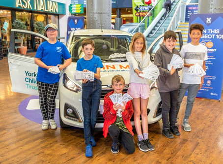 Win a car in our Winter draw!