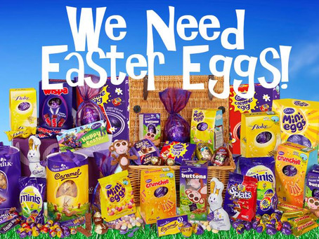 Help make an Eggs-citing time!