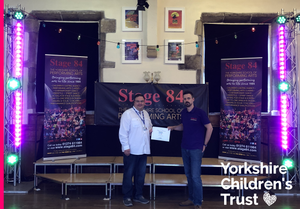 Stage 84 are proud to support Yorkshire Children's Trust, a local charity, helping local children.