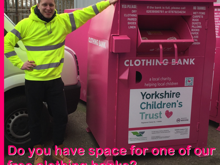 Free Clothing Banks For Your Business