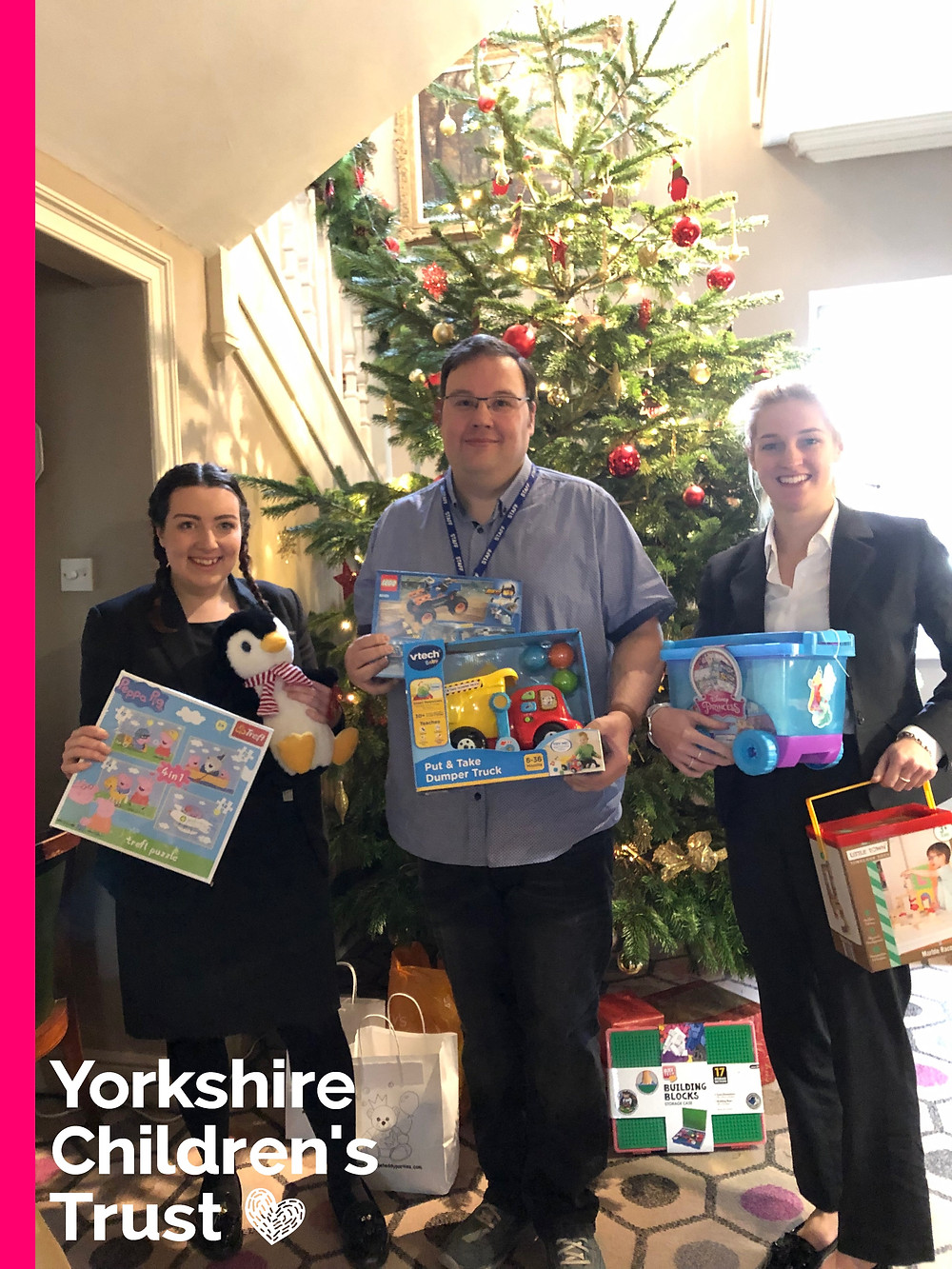 Devonshire Arms at Bolton Abbey have supported Yorkshire Childrens Trust