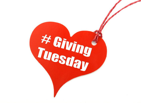 Charity Giving on #CharityTuesday