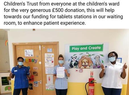 Calderdale Hospital Tablets