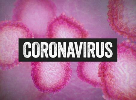 Coronavirus Update 20/3/20