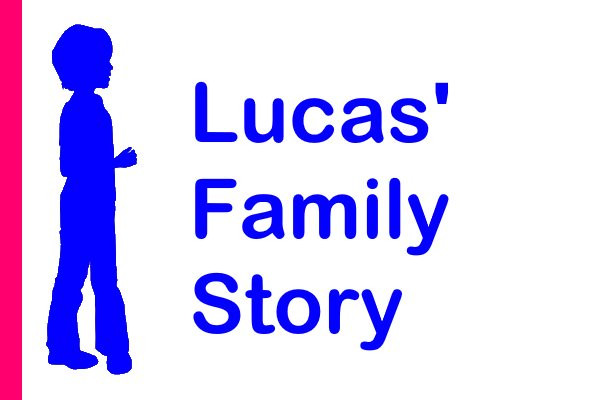 Lucas was supported by Yorkshire Children's Trust, A West Yorkshire charity based in Halifax, supporting sick and disabled children