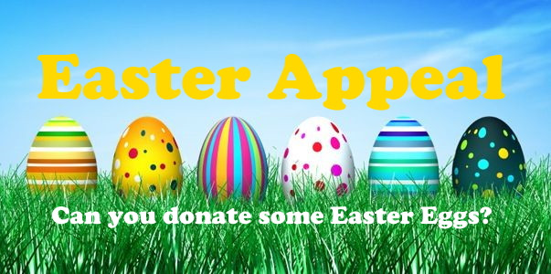 Easter Egg Appeal 2020 - Can you help support Yorkshire Children's Trust