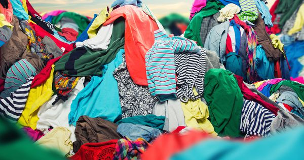 Recycling clothes with Yorkshire Children's Trust and Unicare Ltd and RMSC Ltd. Stopping clothing going to landfill and raising money for a local childrens charity